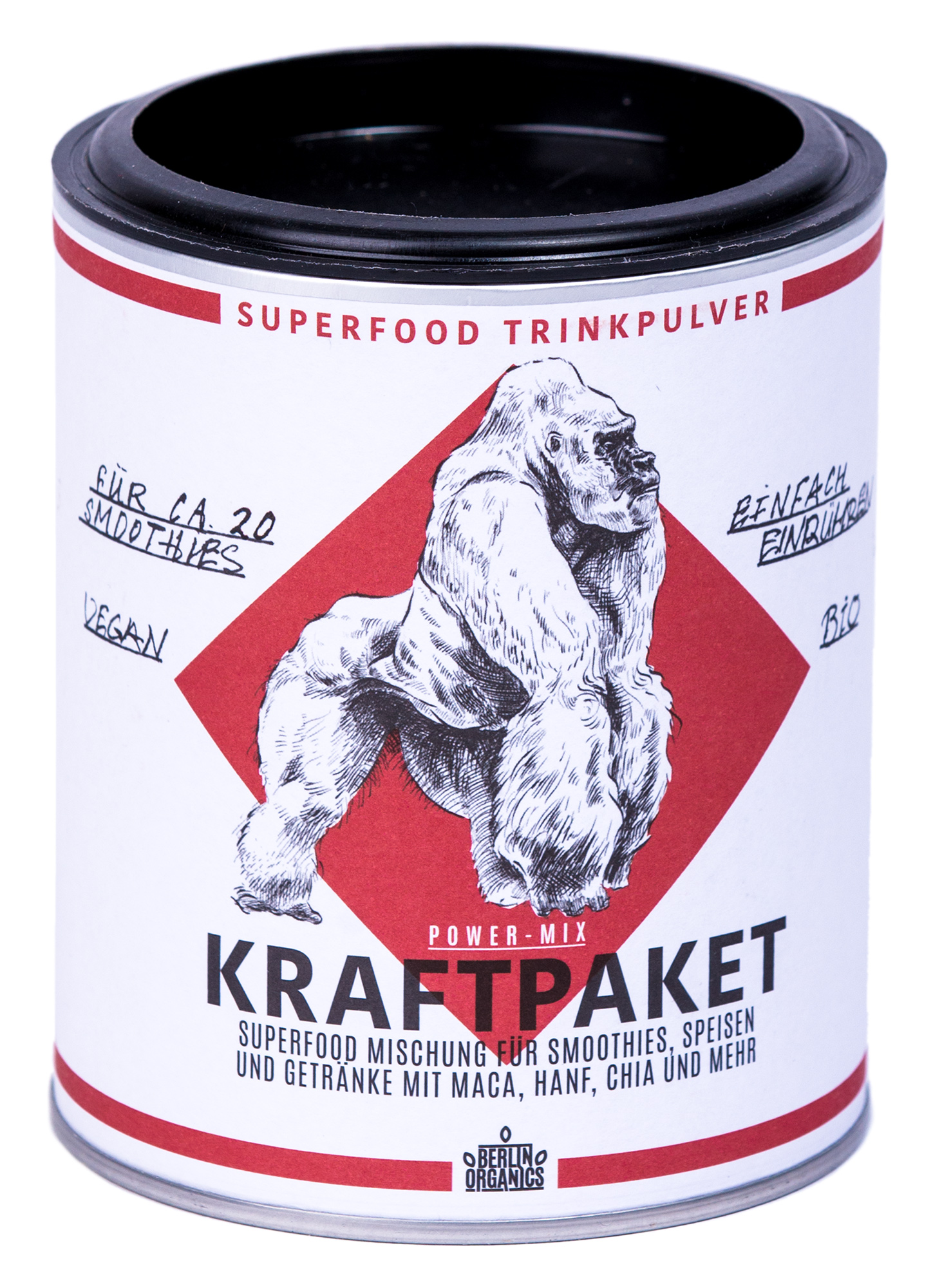 "Bio Superfood Mischung ""KRAFTPAKET"", 100 g"