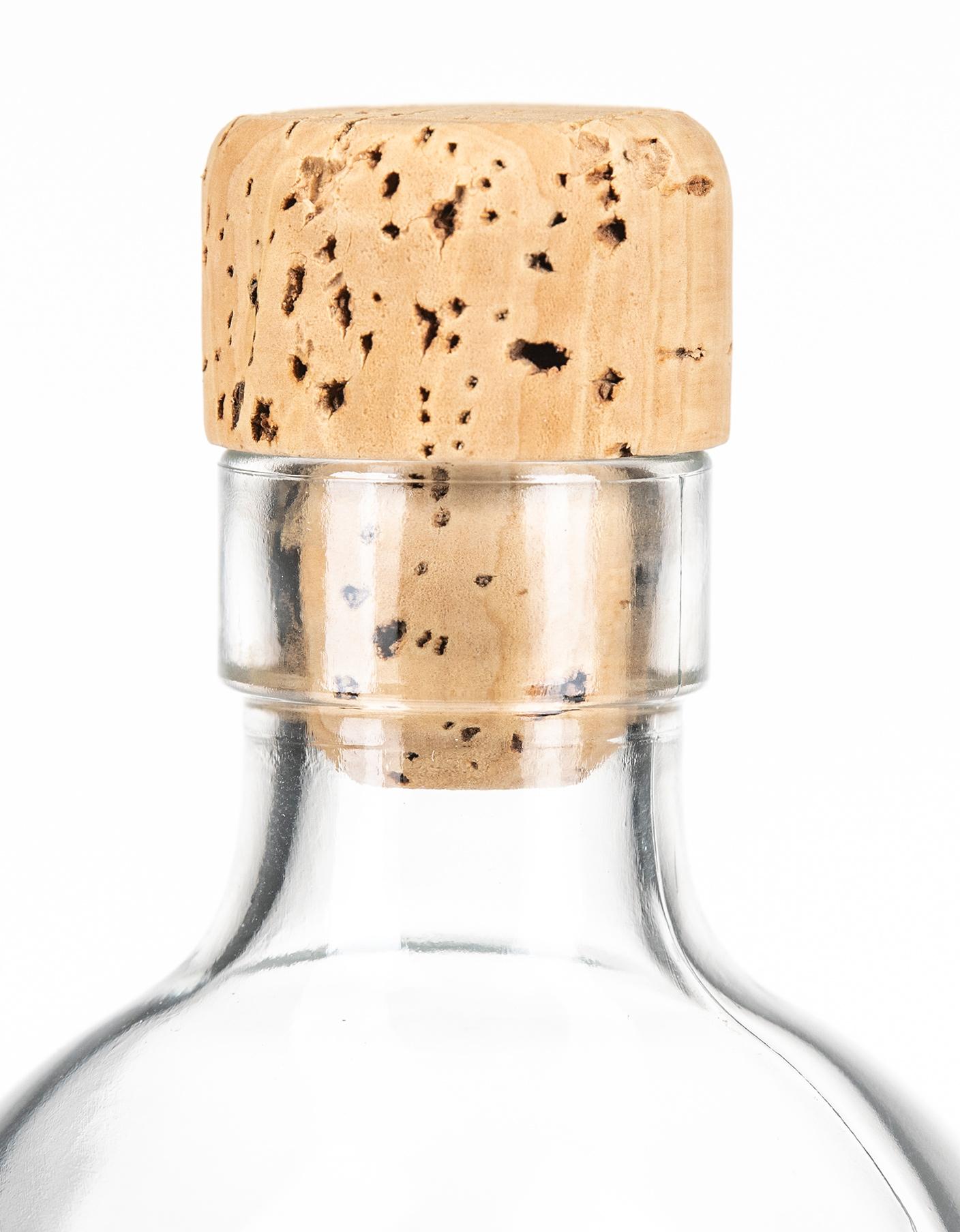 Flaska Verschluss aus Kork
