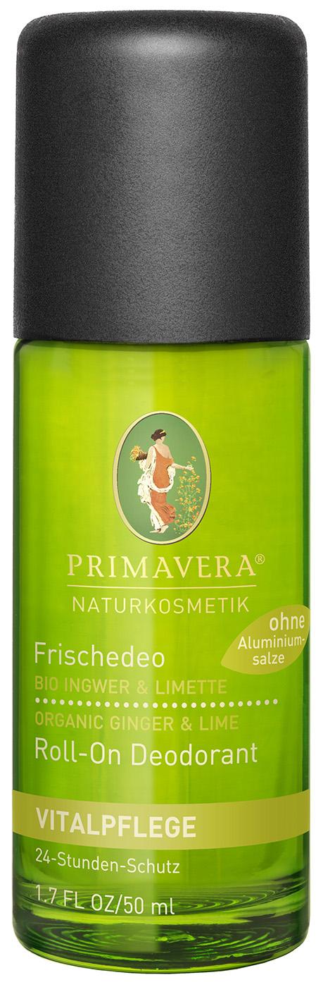 Bio Frischedeo Ingwer & Limette, 50 ml
