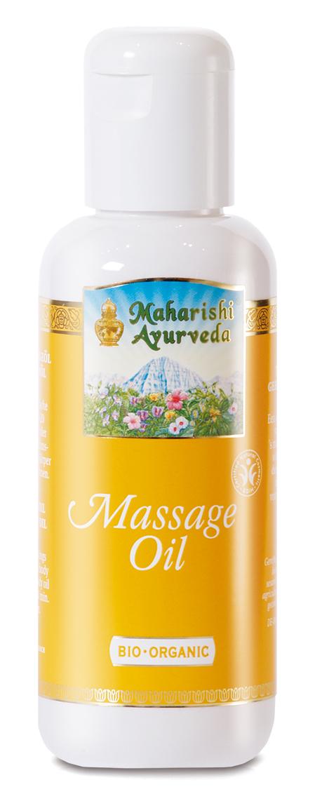 Massageöl - gereiftes Sesamöl, 200 ml