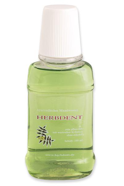 Herbdent, Ayurvedisches Mundwasser, 150 ml