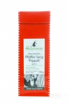 Bio Langer Pfeffer (ganz) Pippali, 50 g