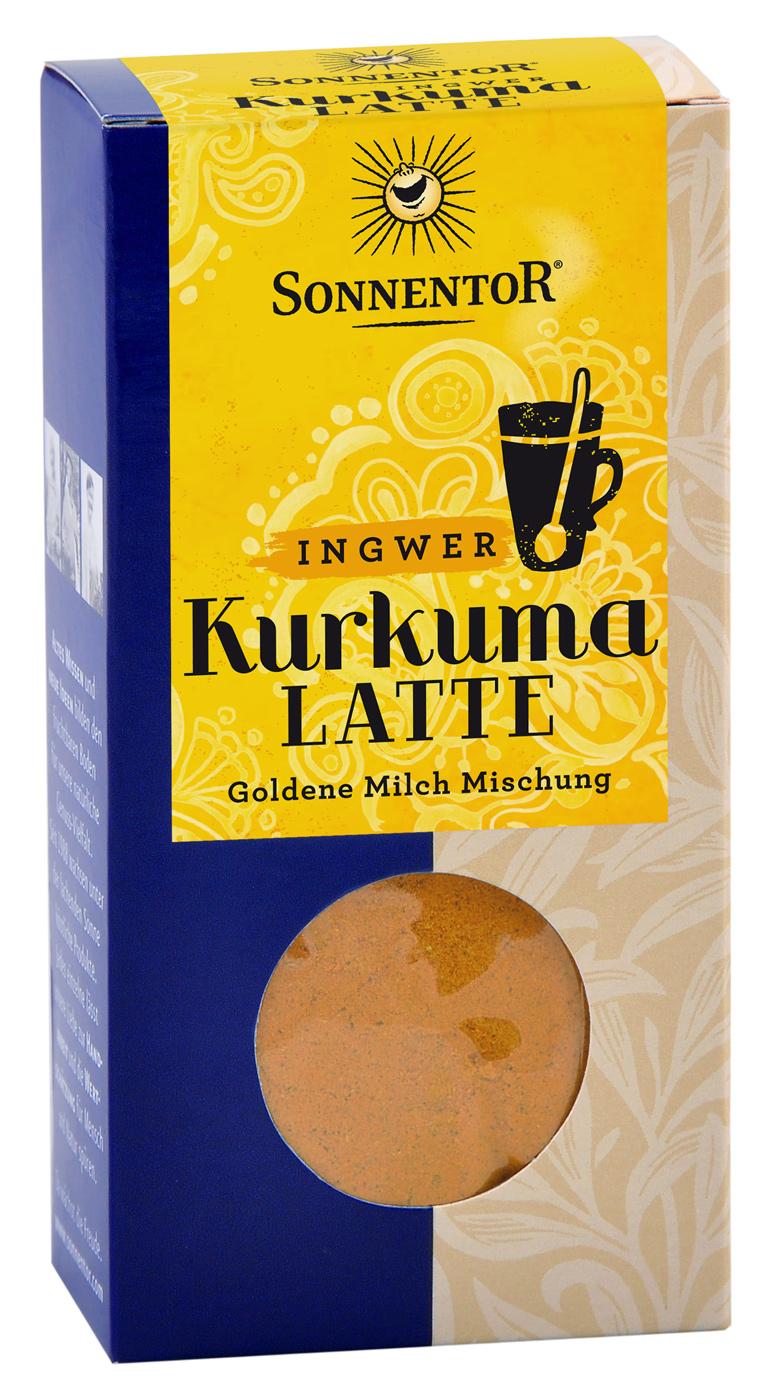 Bio Kurkuma-Latte Ingwer, 60 g