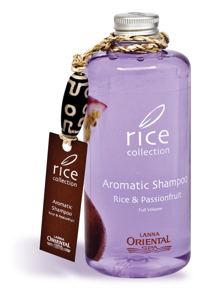 Shampoo mit Passionsfrucht, 300 ml