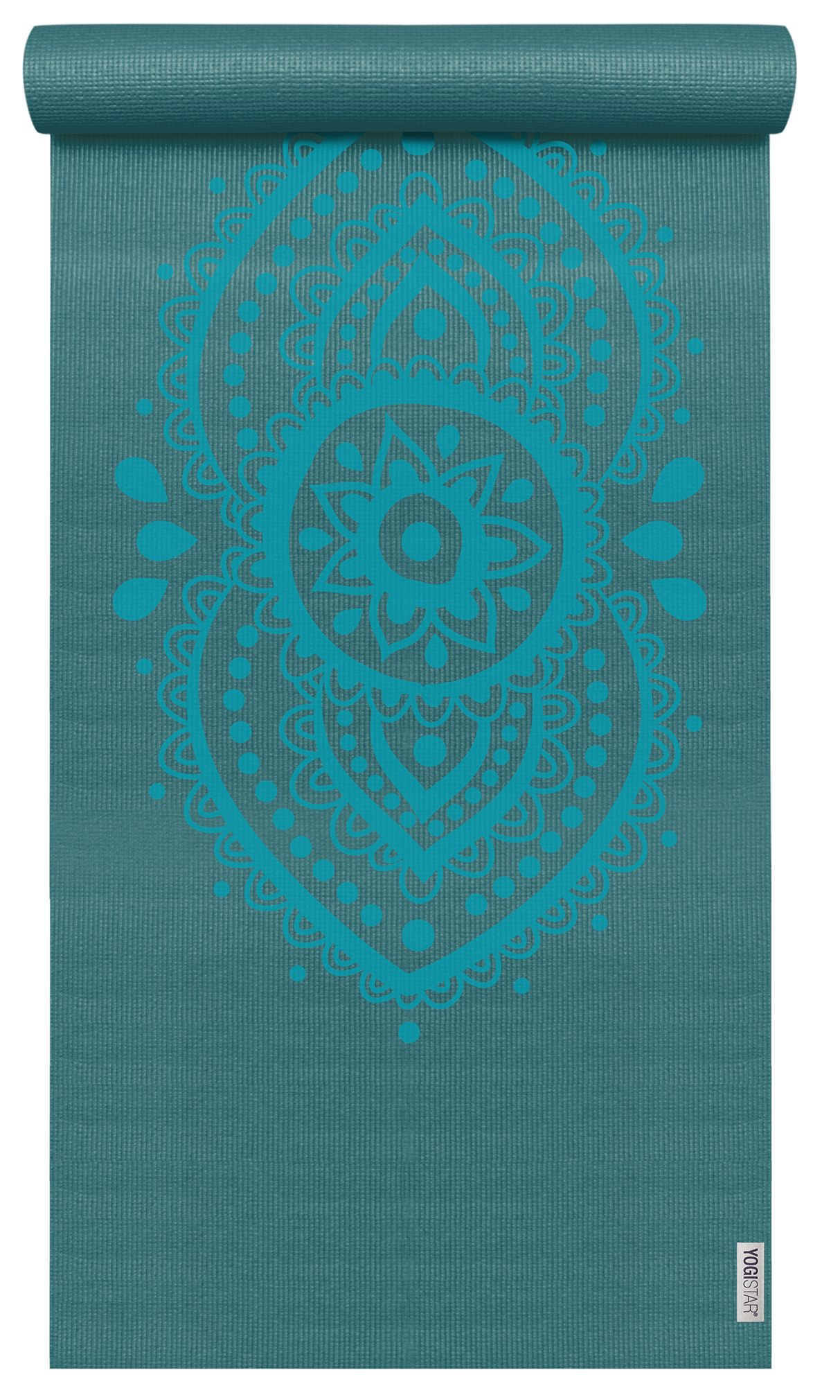 Yogamatte yogimat® basic - art collection - ajna chakra