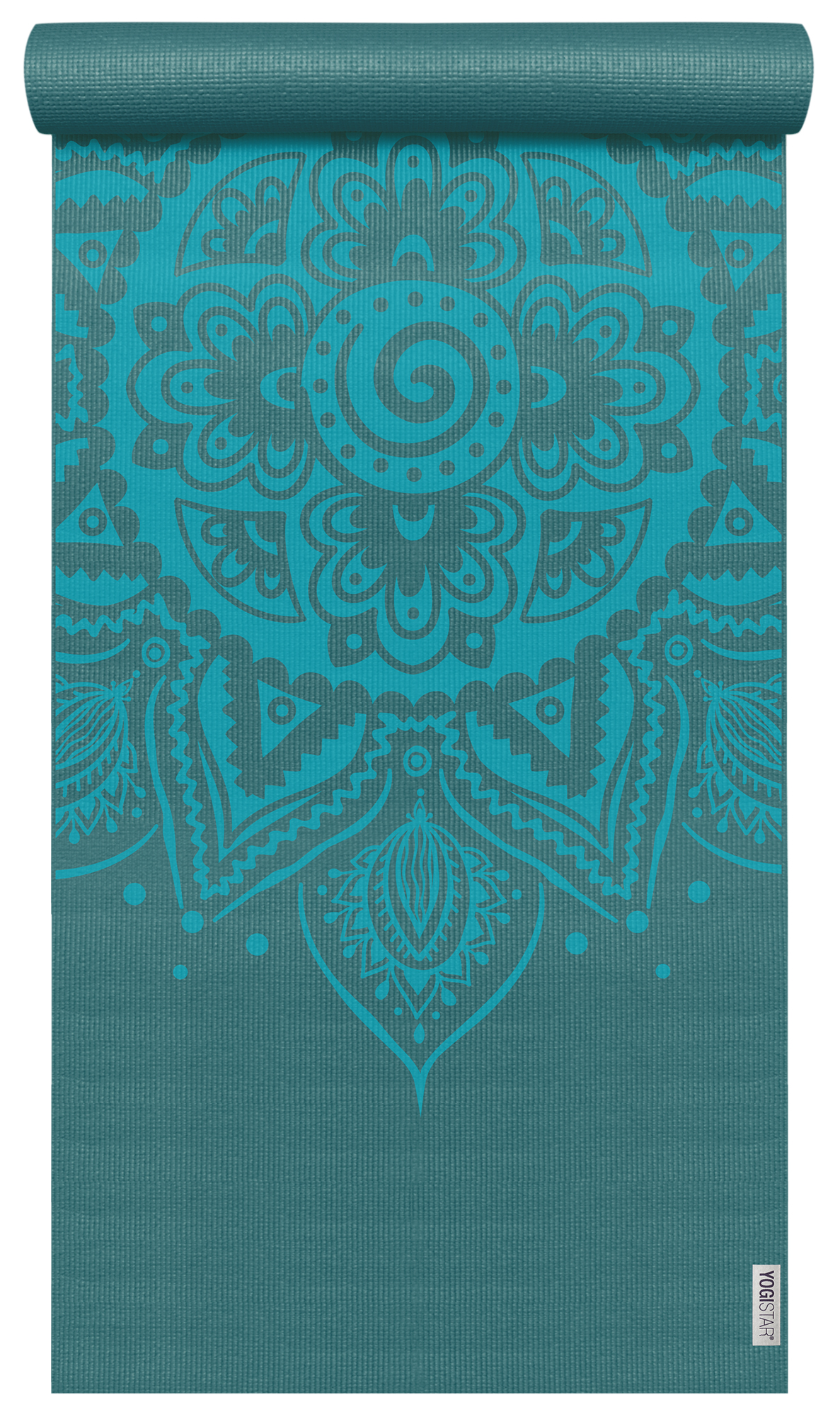 Yogamatte yogimat® basic - art collection - spiral mandala